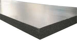 SilverGlo™ crawl space wall insulation available in Prescott