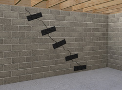 CarbonArmor® Wall Repair in Perth, Rockland, Arnprior, Greely, Rockcliffe